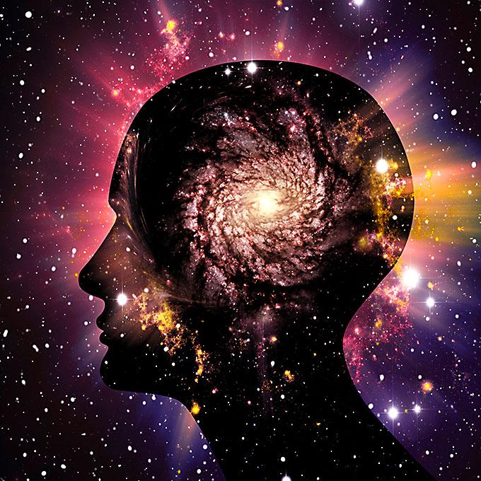 Ohne Bewusstsein existiert nichts