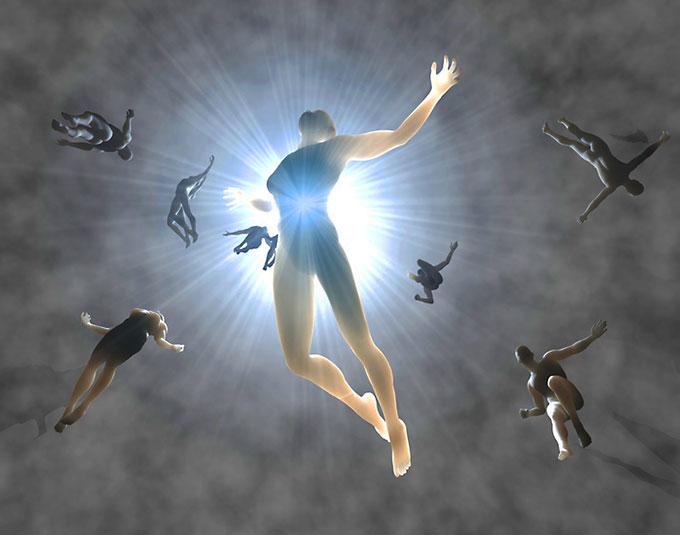 Wir Sind Multidimensionale Wesen